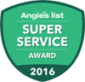Angies List Award
